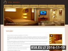 Miniaturka domeny www.viva-maria.net.pl
