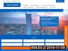 Miniaturka domeny www.vivainvest.pl