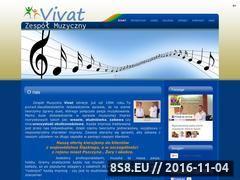 Miniaturka domeny vivat.org.pl