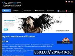 Miniaturka domeny www.vizer.pl