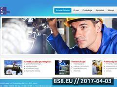 Miniaturka domeny www.vkminwest.pl