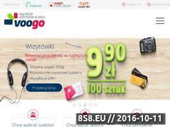 Miniaturka domeny voogo.pl