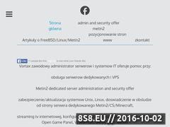 Miniaturka domeny www.vortax.eu