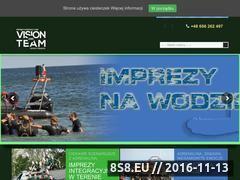 Miniaturka domeny www.vteam.pl