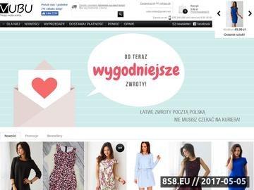 Zrzut strony Najnowsze trendy mody
