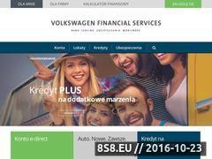 Miniaturka domeny www.vwbank.pl