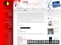 Miniaturka domeny www.wagielektroniczne.com.pl