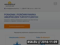 Miniaturka domeny wakacyjnapolisa.pl