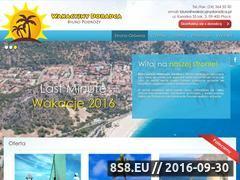 Miniaturka domeny www.wakacyjnydoradca.pl