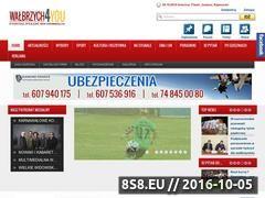 Miniaturka domeny www.walbrzych4you.pl
