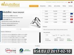Miniaturka domeny www.walutobox.pl