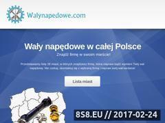 Miniaturka domeny walynapedowe.com