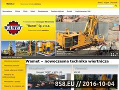 Miniaturka domeny wamet.pl