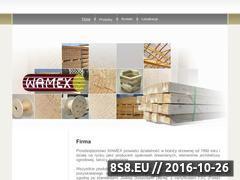 Miniaturka domeny wamex.biz.pl