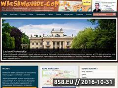 Miniaturka domeny warsawguide.com.pl