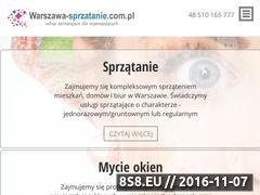 Miniaturka domeny www.warszawa-sprzatanie.com.pl