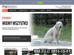 Miniaturka domeny warszawa.dogmasters.pl