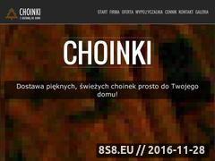 Miniaturka domeny warszawachoinki.pl