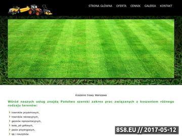 Zrzut strony Sorted warszawakoszenie.pl