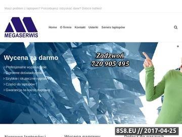 Zrzut strony Warszawskie centrum napraw