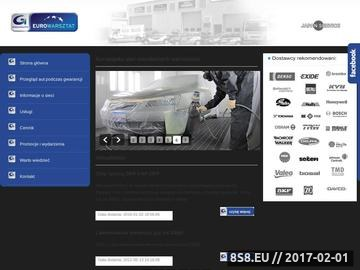 Zrzut strony Mechanik Gdynia