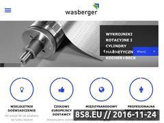 Miniaturka domeny wasberger.pl