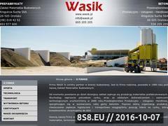 Miniaturka domeny wasik.pl