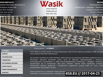 Zrzut strony Bloczki betonowe Kielce