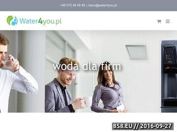 Zrzut strony Pl Bezbutlowe dystrybutory i filtry wody, vending do domu i biur