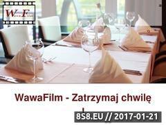 Miniaturka domeny wawafilm.pl