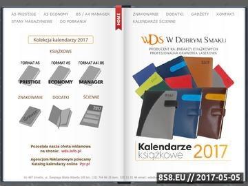 Zrzut strony Kalendarze książkowe - producent kalendarzy książkowych
