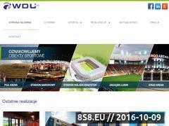 Miniaturka domeny www.wdu-studio.pl