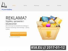 Miniaturka domeny web-projekt.strefa.pl