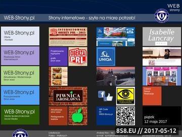 Zrzut strony Tworzenie stron - web-strony.pl