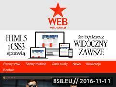 Miniaturka domeny web.radom.pl