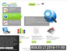 Miniaturka domeny webadviser.pl