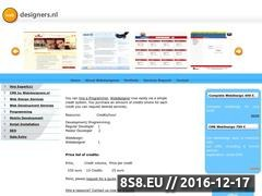 Thumbnail of Ecommerce Website Design - webdesigners.nl Website