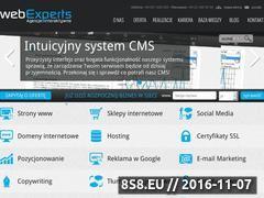 Miniaturka domeny www.webexperts.pl