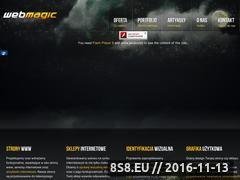 Miniaturka domeny webmagic.pl