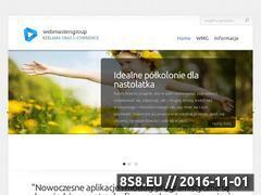 Miniaturka domeny webmastersgroup.pl