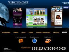 Miniaturka domeny webstudionet.pl