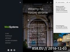 Miniaturka domeny websystems.com.pl