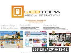 Miniaturka domeny www.webtopia.pl