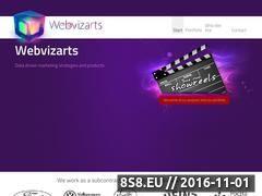 Miniaturka domeny webvizarts.com