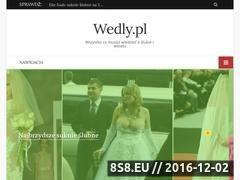 Miniaturka domeny wedly.pl