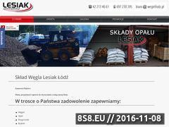 Miniaturka domeny www.wegiellodz.pl