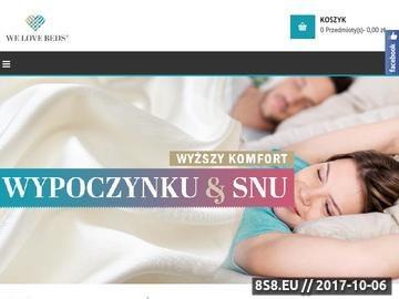 Zrzut strony Kompleksowe wyposażenie sypialni