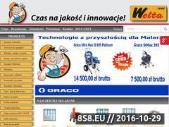 Miniaturka domeny welta.pl