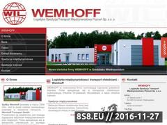 Miniaturka domeny www.wemhoff.pl