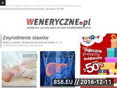 Miniaturka domeny weneryczne.pl
